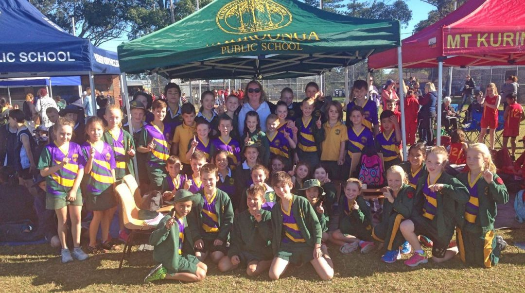 Wahroonga is the Zone Cross Country Champion! - Wahroonga