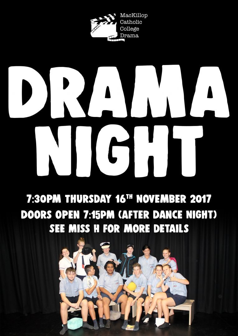 Drama Night Nov 2017